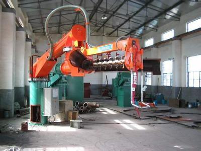 Double Arm Continuous Sand Mixer Foundry Equipment