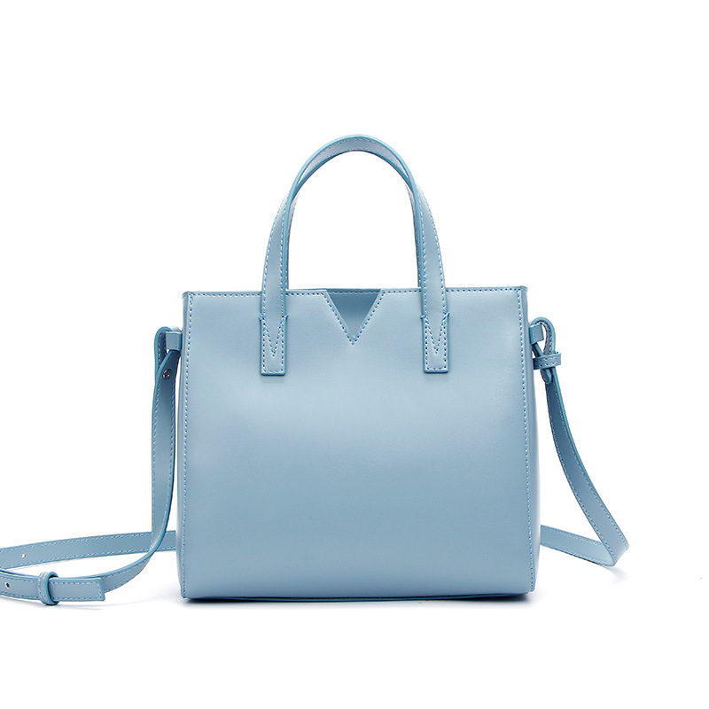 Dz032. Contracted Inclined Shoulder Bag Handbag Vintage Cow Leather Bag Handbags Ladies Bag Designer Handbags Fashion Bags Women Bag