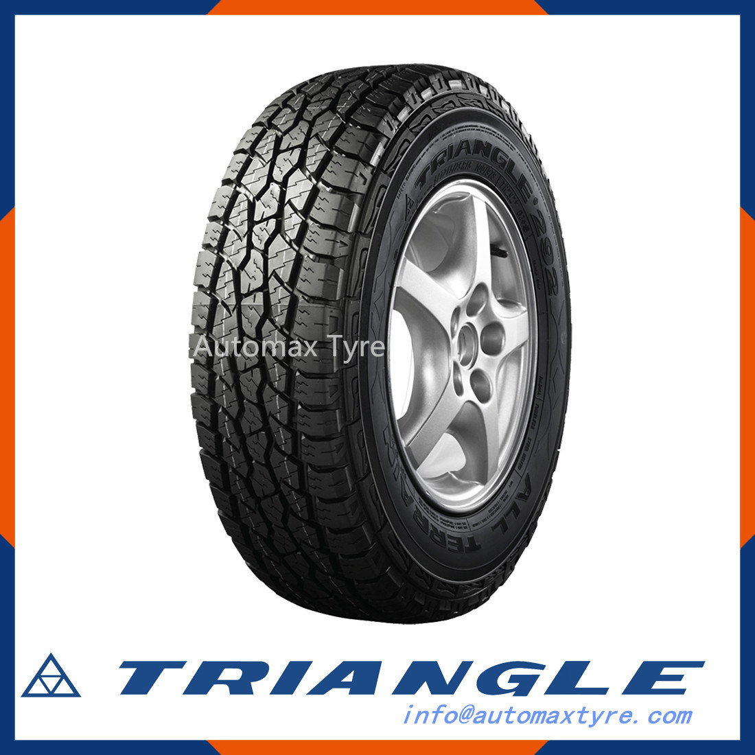 Triangle All Season off-Road 4X4 SUV 3D Shoulder Car Tire