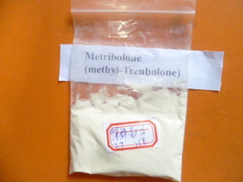 Medicine Grade Beginner Muscle Building Steroids Powder Methyltrienolone 965-93-5