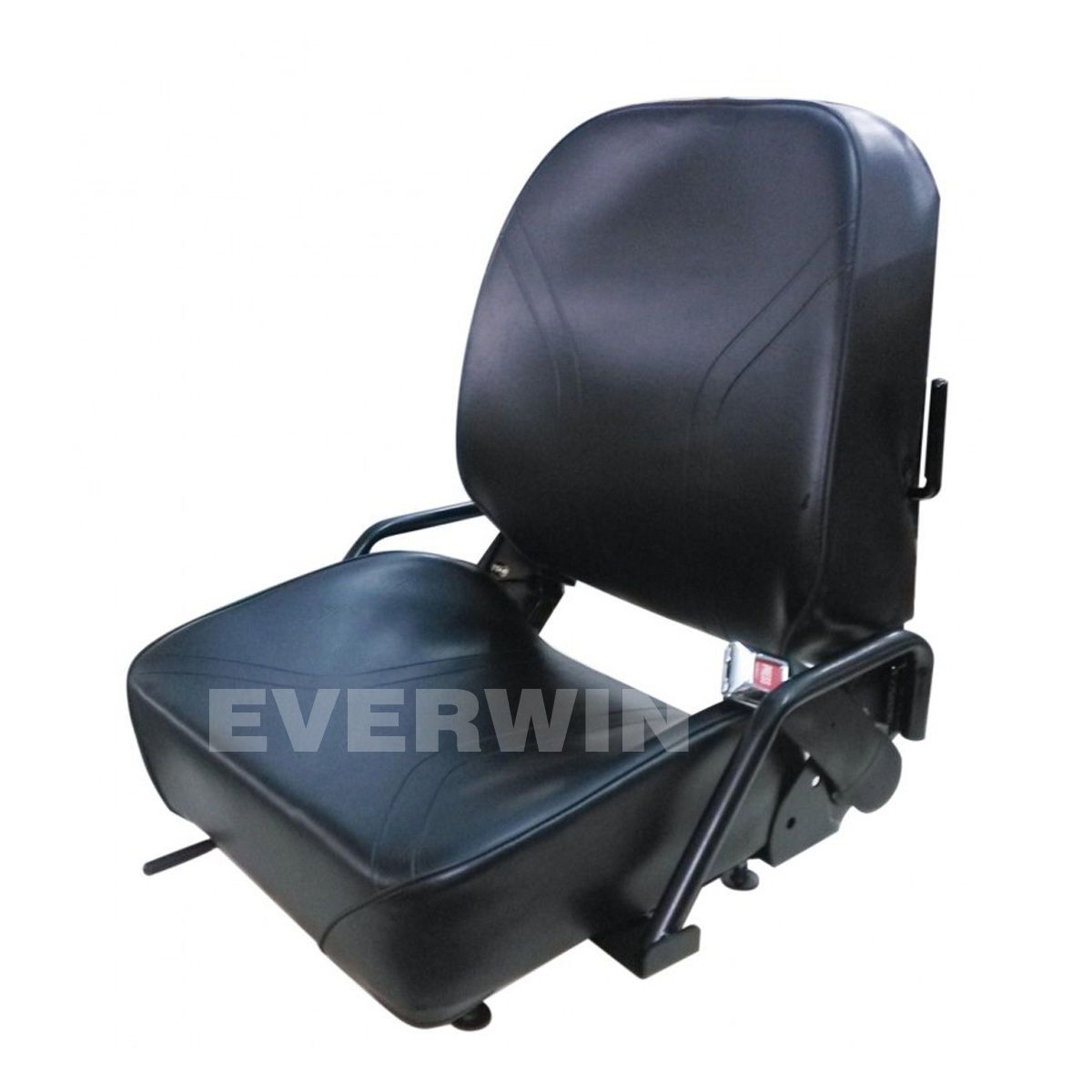 Universal Forklift Seat with Hip Restraints