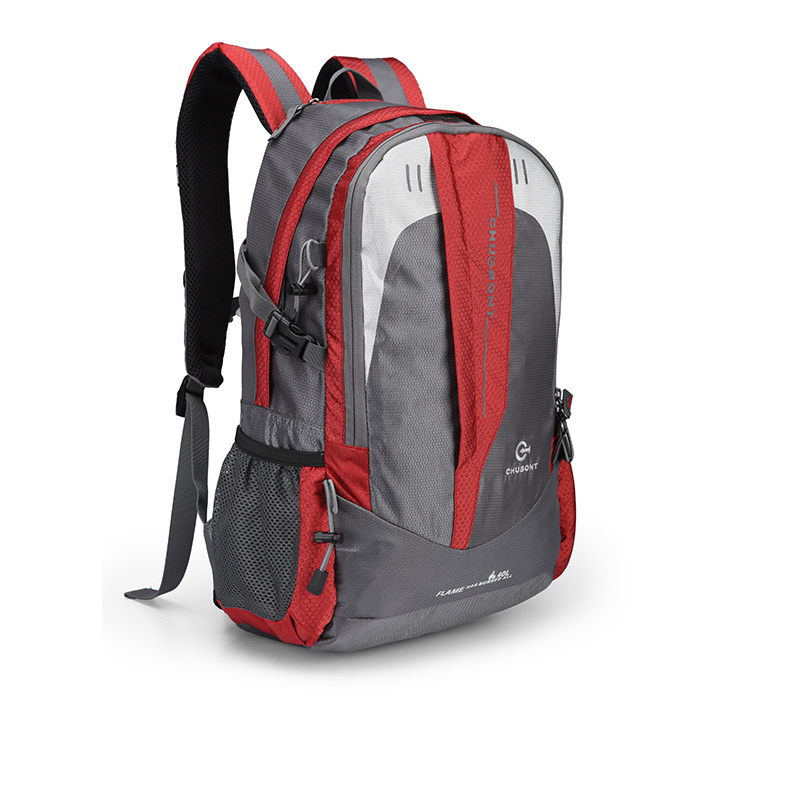 Fashion Mixed Color Chubont Waterproof Laptop School Bag Sports Backpack