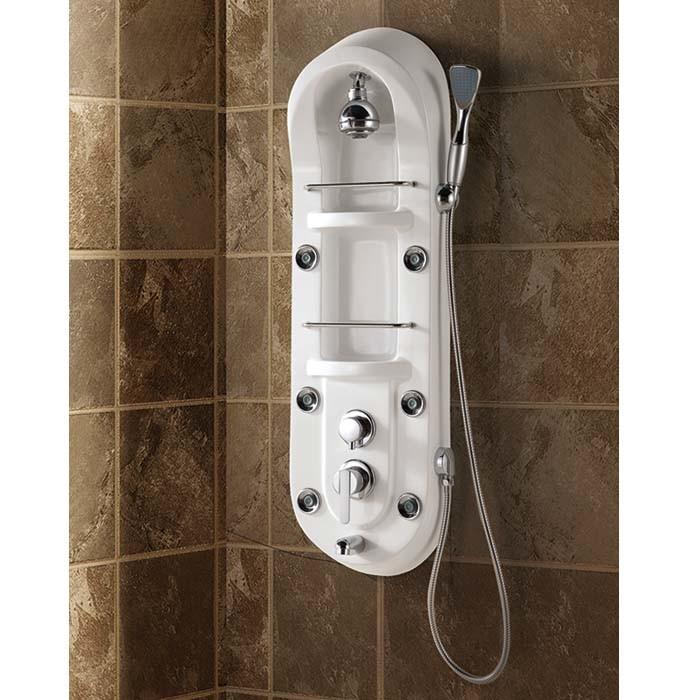 Multifunctional Acrylic Shower Panel K2102