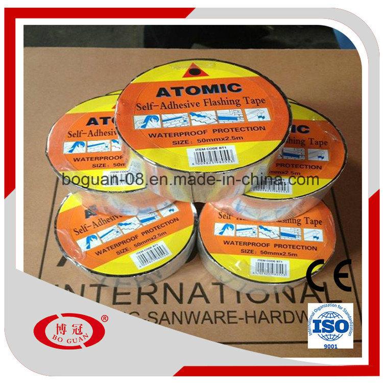 1mm to 4mm Bitumen Flashing Tape for Waterproofing
