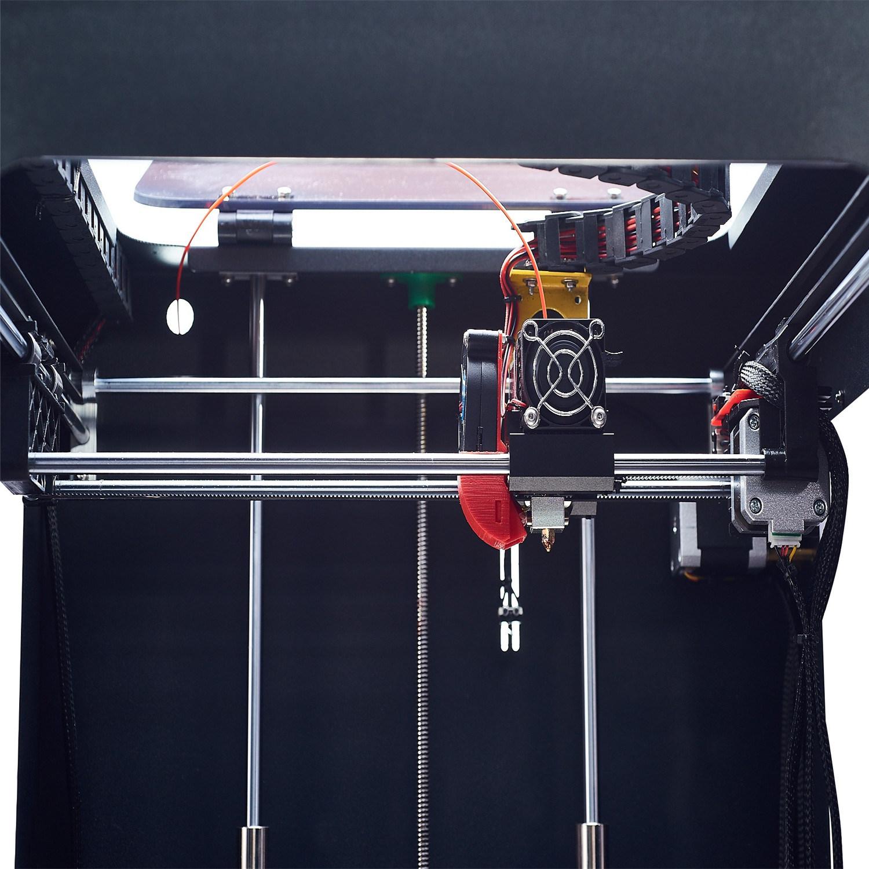 0.1mm Precison LCD-Touch 150X150X150mm DIY 3D Printer