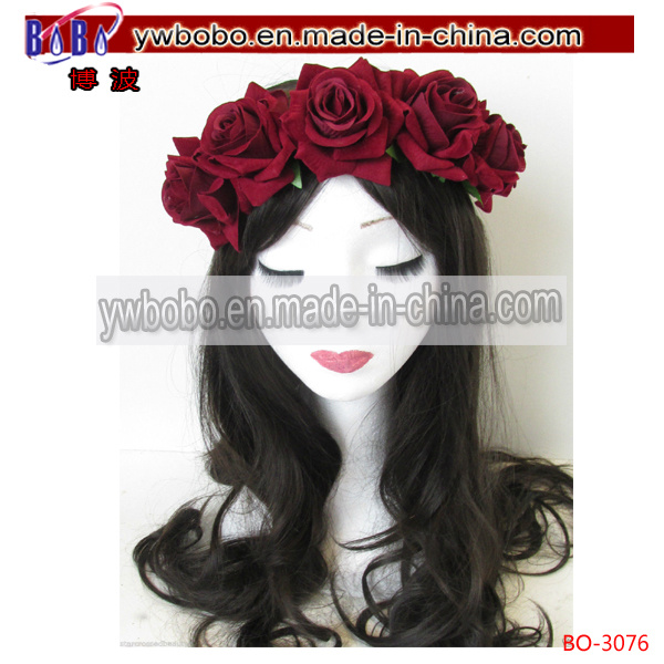 Daisy Flower Bandeau Forehead Browband Headband Summer Festival (BO-3067)