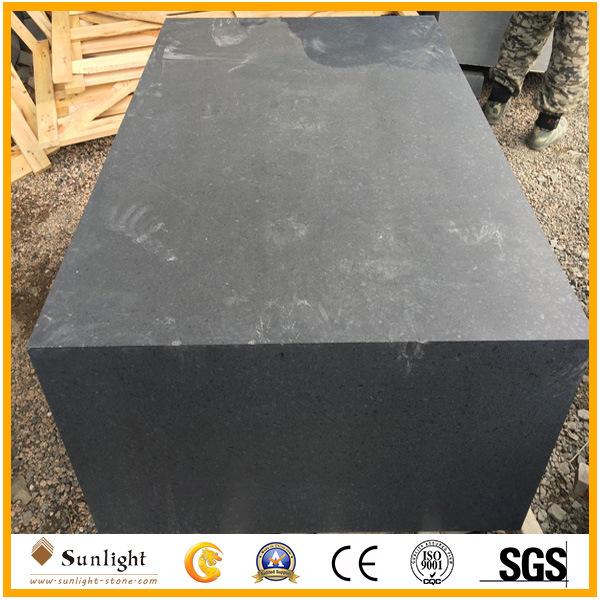 Matt/Honed Surface G684 Black Basalt/Granite Paving Stone