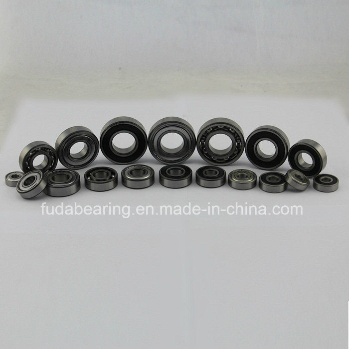 Gcr15 Zz 2RS Deep Groove Ball Bearings 6302 ZZ for Motors