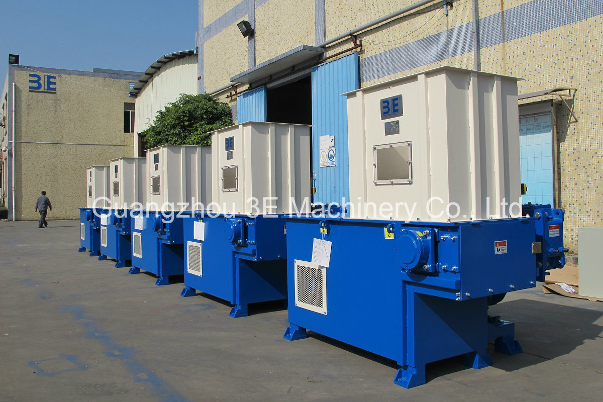 Aluminum Can Shredder/Aluminum Pot Shredder of Recycling Machine with Ce (WT22XX)