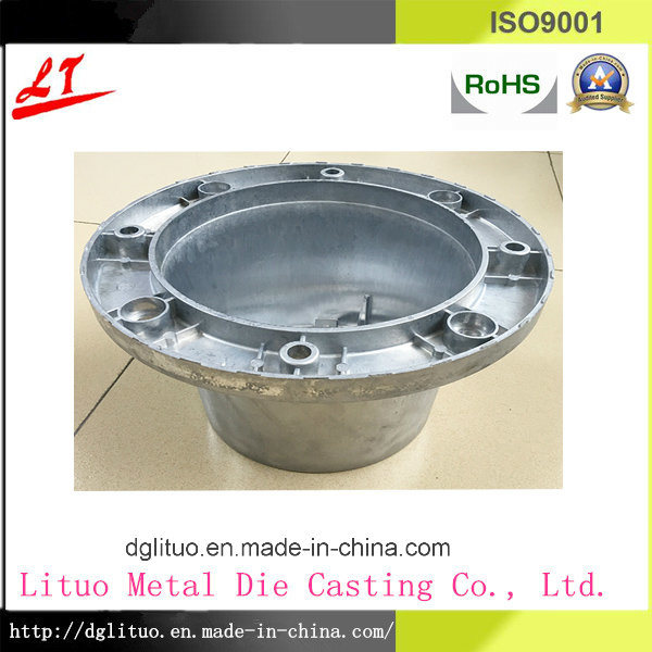 Heavy Hardware Aluminum Alloy Die Casting Automative/Mechnical Parts
