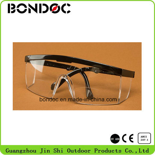 Newest High Quality Safety Glasses with Reading Glass