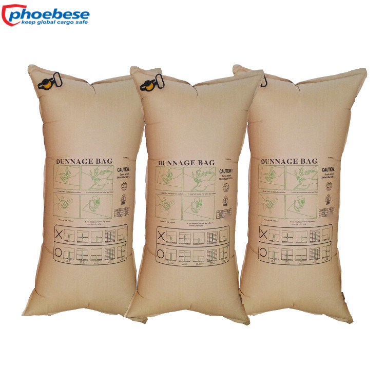 Cordstrap Dunnage Air Packing Bag Container Stuffing in Delivery