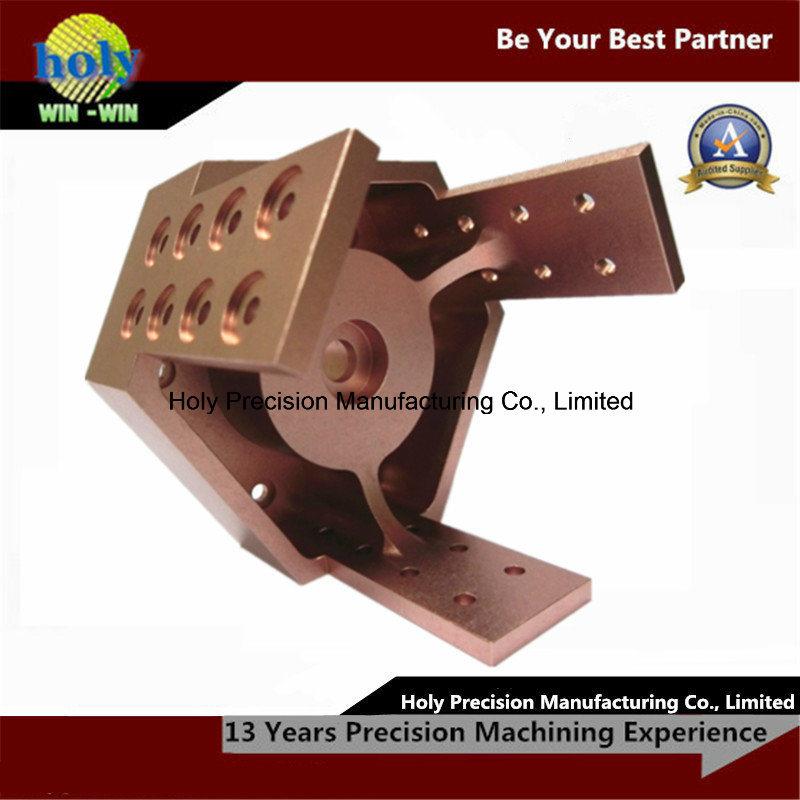 OEM CNC Aluminium Parts with Color Anodized CNC Parts