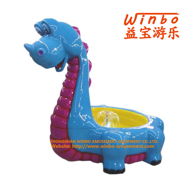 China Supplier of Playground Equipment Fishing Pool for Children (FP006)