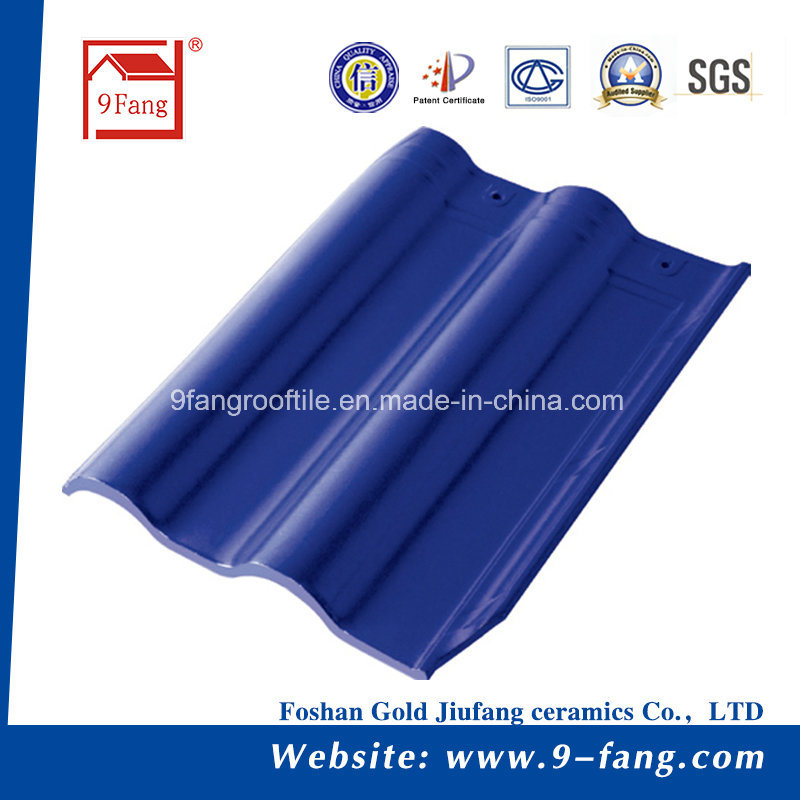Clay Roof Tile Interlocked Villa Roofing Tile Hot Selling Make From Guangdog Factory, China