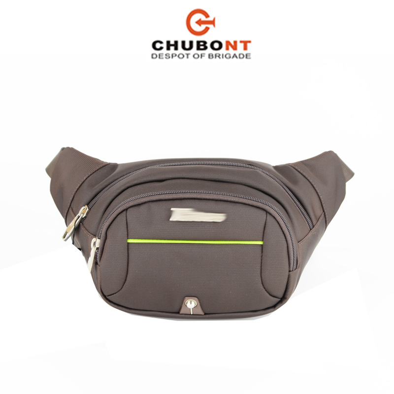 2017 New Chubont Hot Selling Nylon Waistbag for Business