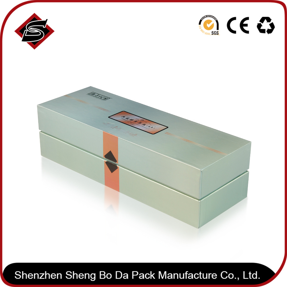 Customized Printing Rigid Cardboard Paper Packaging Box for Gift