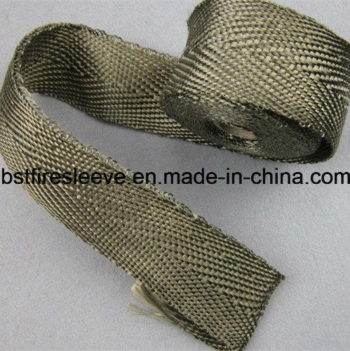 Heat Shield Titanium Exhaust Wrap Tape