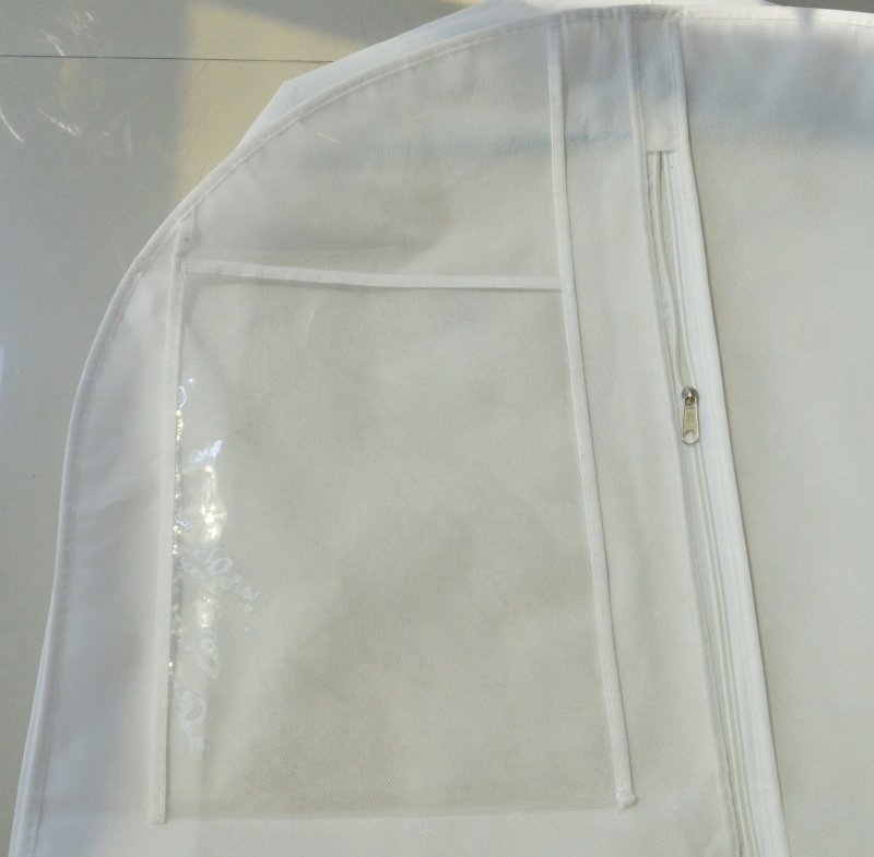 Customer Dustproof Garment Wedding Dress Suit Bag Cover