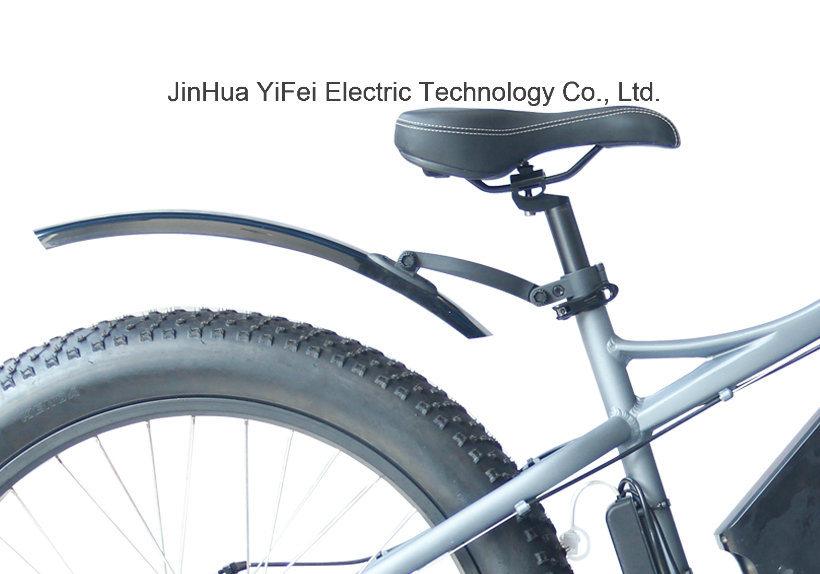 26 Inch City Fat Electric Bike All Terrain off-Road MTB Beach Cruiser