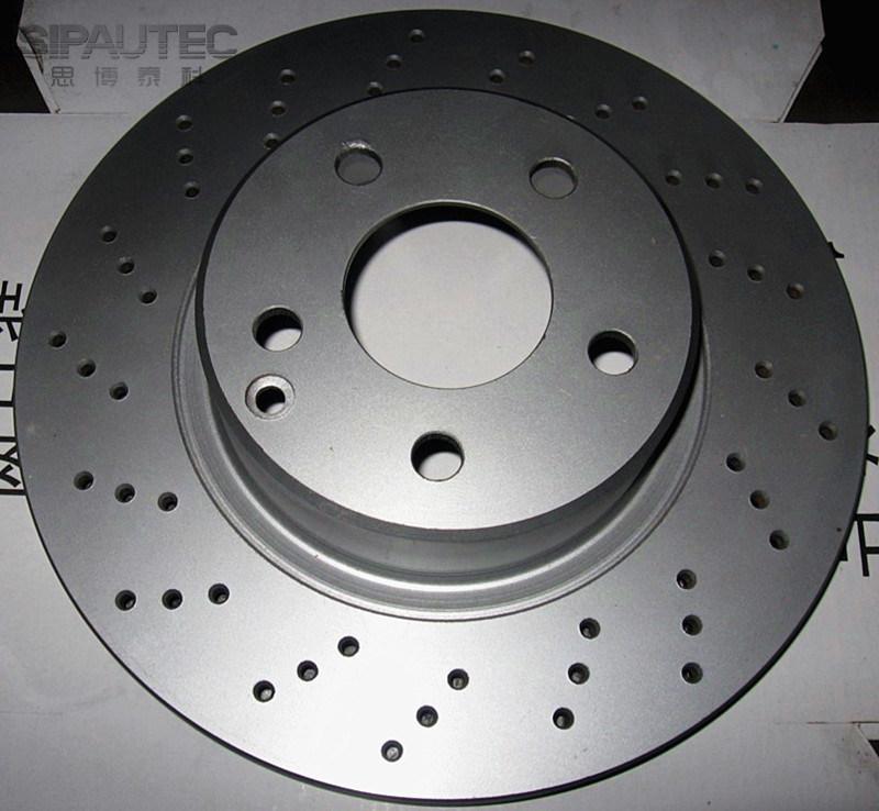 OEM Custom Auto Car Spare Parts Brake Discs for BMW Audi