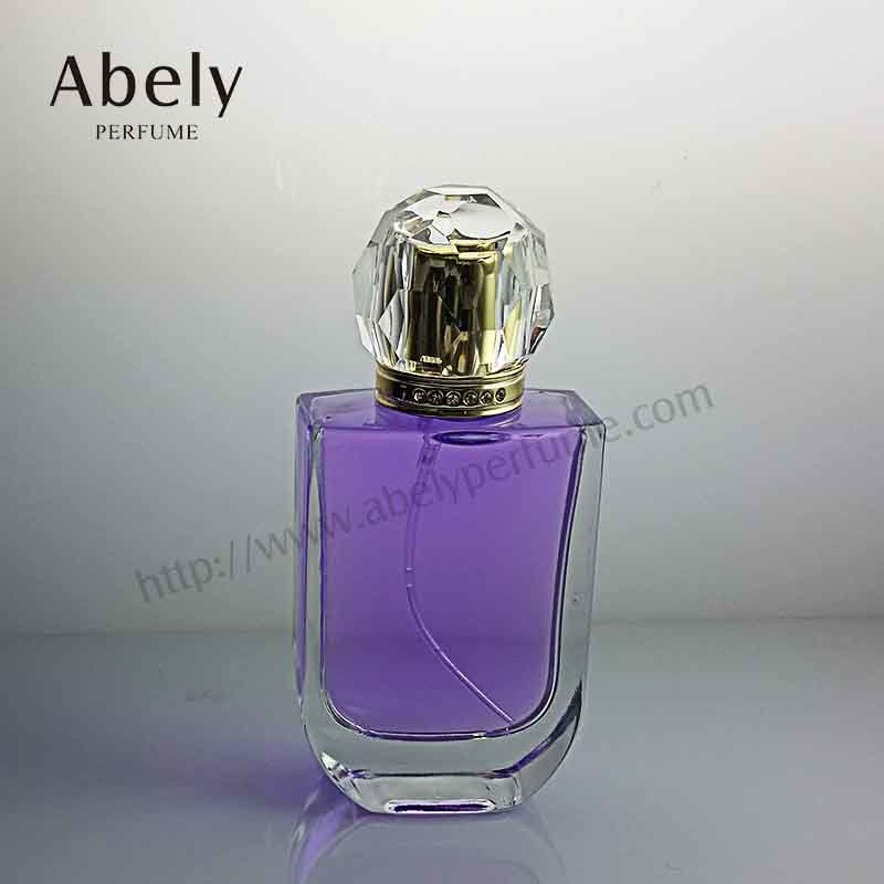 Luxury Glass Perfume Bottle with Original Design