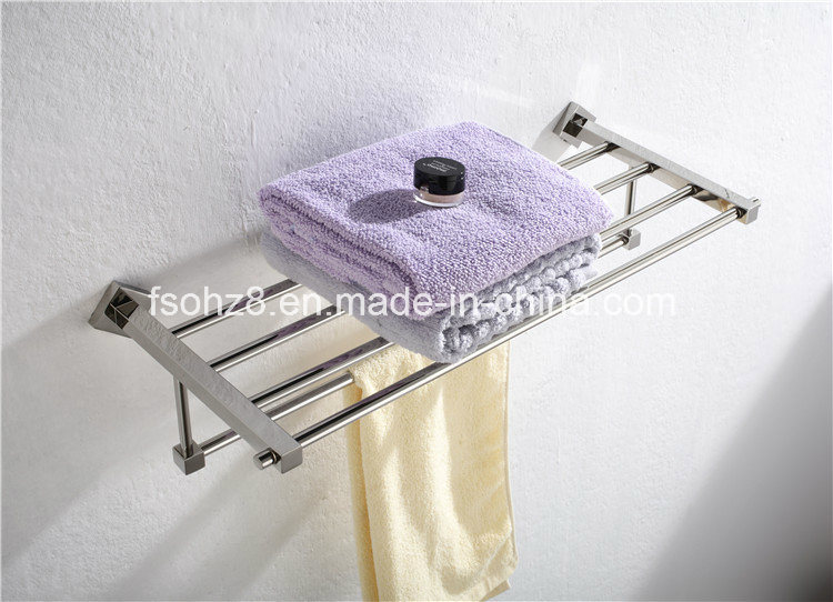 Most Popular Bathroom Accessory Stainless Steel Material Towel Rack (2312)