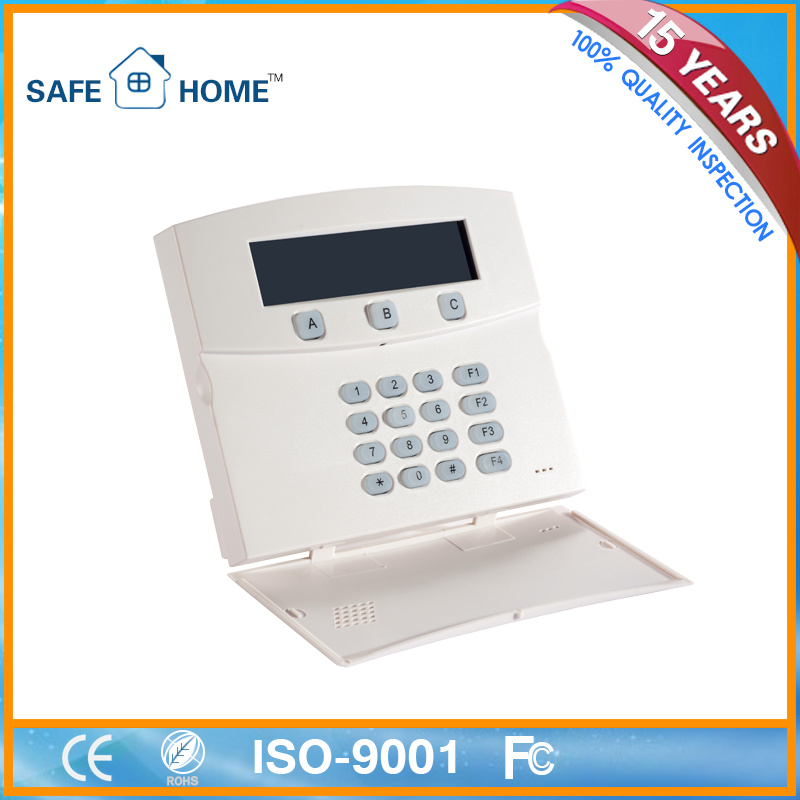 GSM PSTN Smart Home Security Alarm System