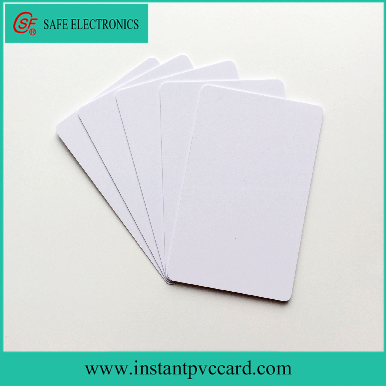 Glossy Inkjet Printable Tk4100 RFID PVC Card