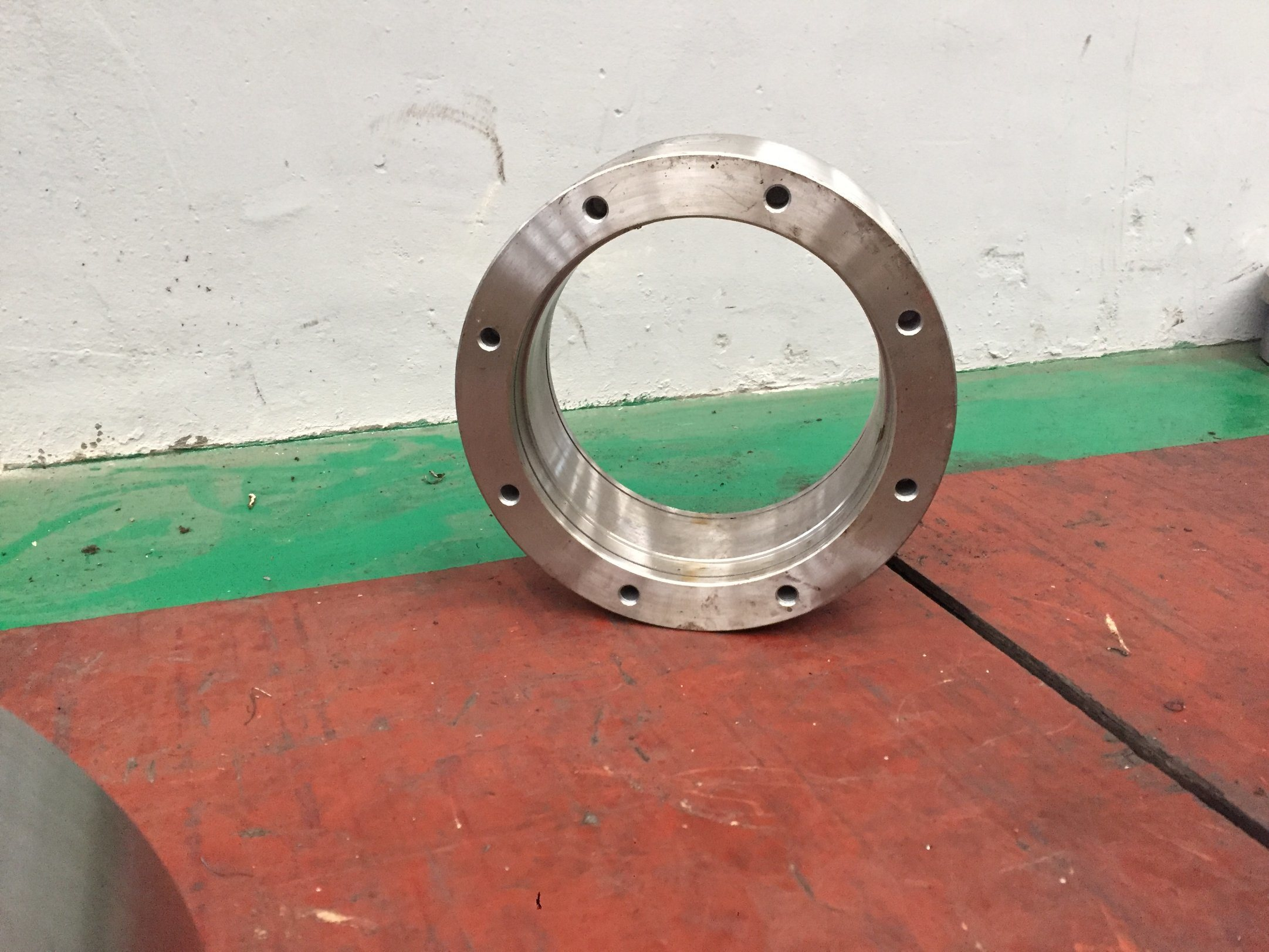 The Elastic Wheel Hub Used for Railway Transportation