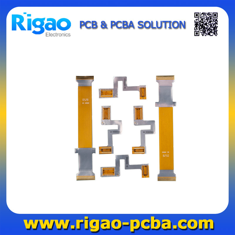 Single Layer Flexible Printed Circuit FPC with OSP Surface Treatment