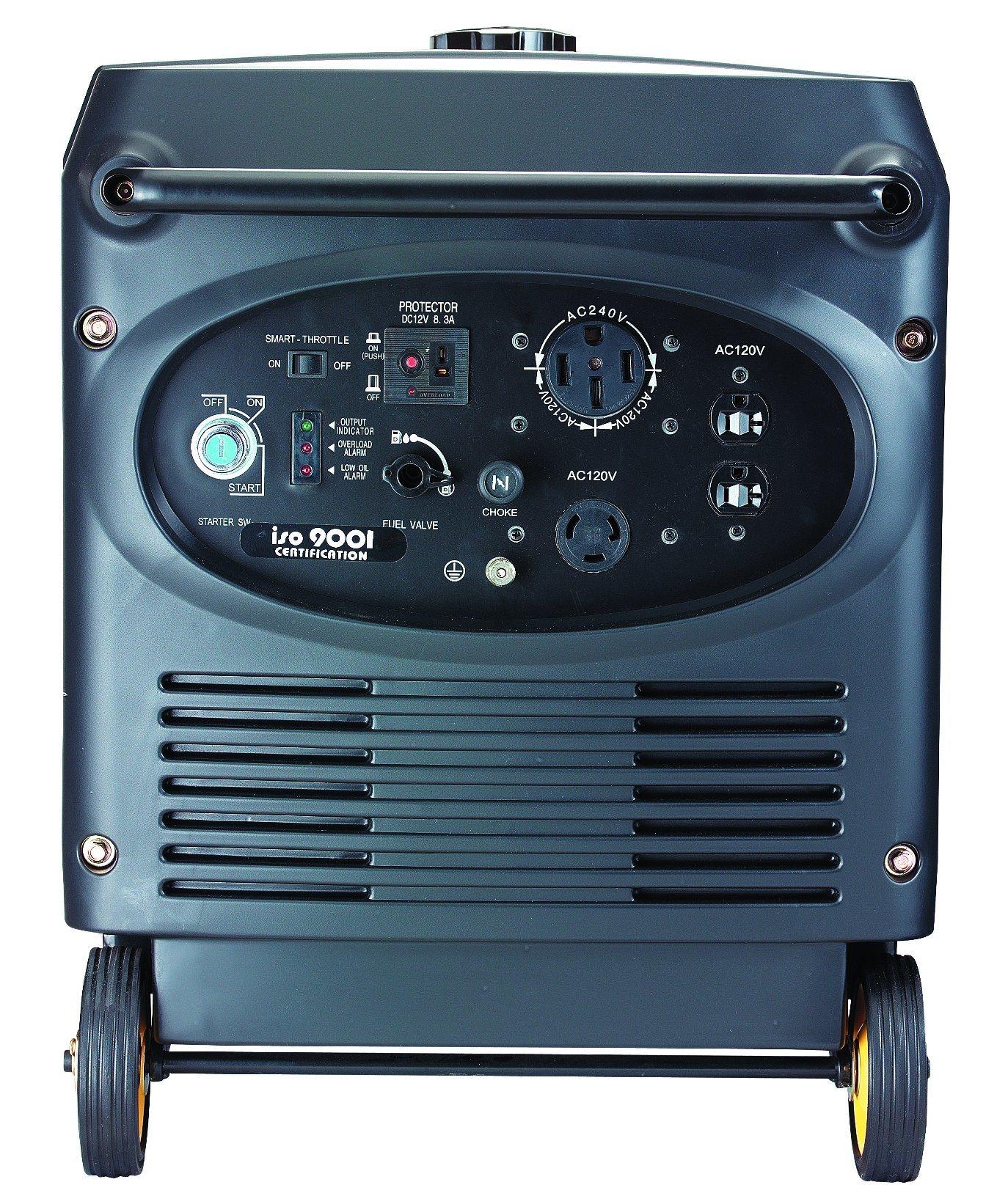 China Kipor Ig6000 Ig6000p Gasoline Generator 6kw for Home Use