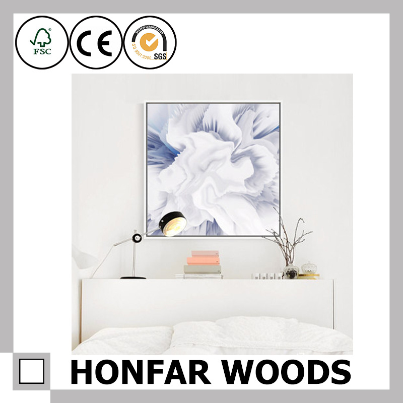 Printing Wall Art Wood Picture Frame Decor