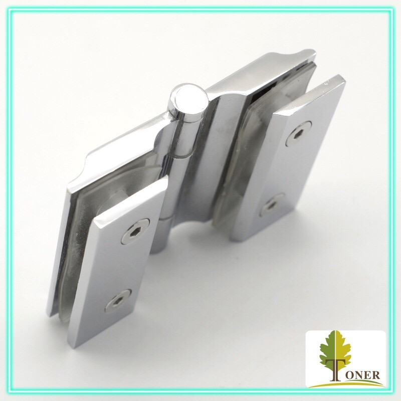 Hot-Sale Zinc Alloy Glass Door Hinge/ Sauna Door Hinge
