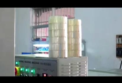 Automatic BOPP Tape Shrink Packing Machine