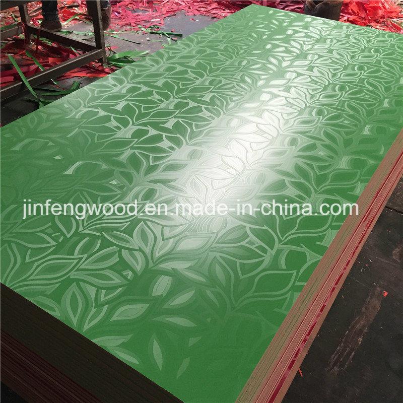2016 Factory Directly Sale Melamine MDF Board