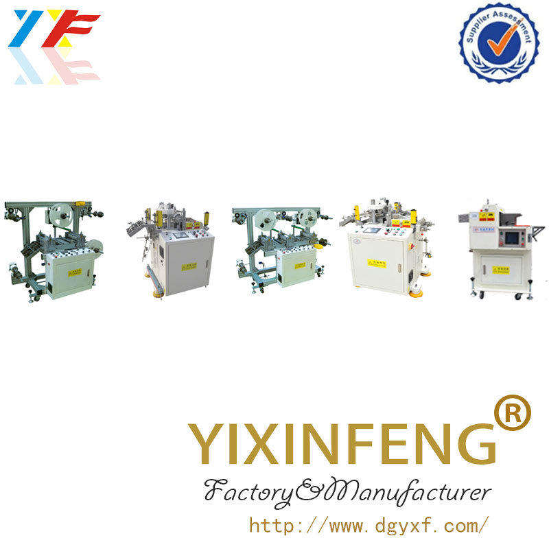 Automatic Mobile Phone Film Punching Die Paper Cutting Machinery