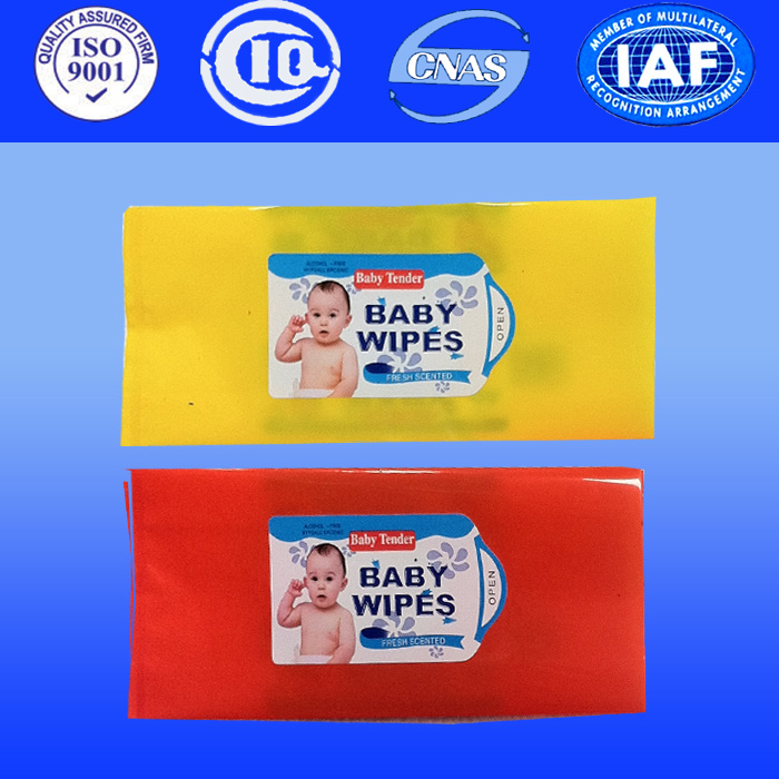 OEM Baby Wet Wipes with Antibacterial Wipes for Baby Cleaning Wipes with Baby Care Products (N2152)