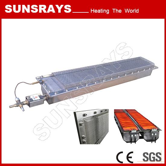 Industrial Stainless Steel Infrared Burners (K850)