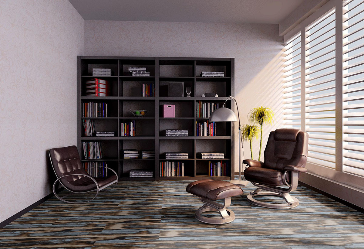 Waterproof PVC Vinyl Plank Flooring Various Patterns Available