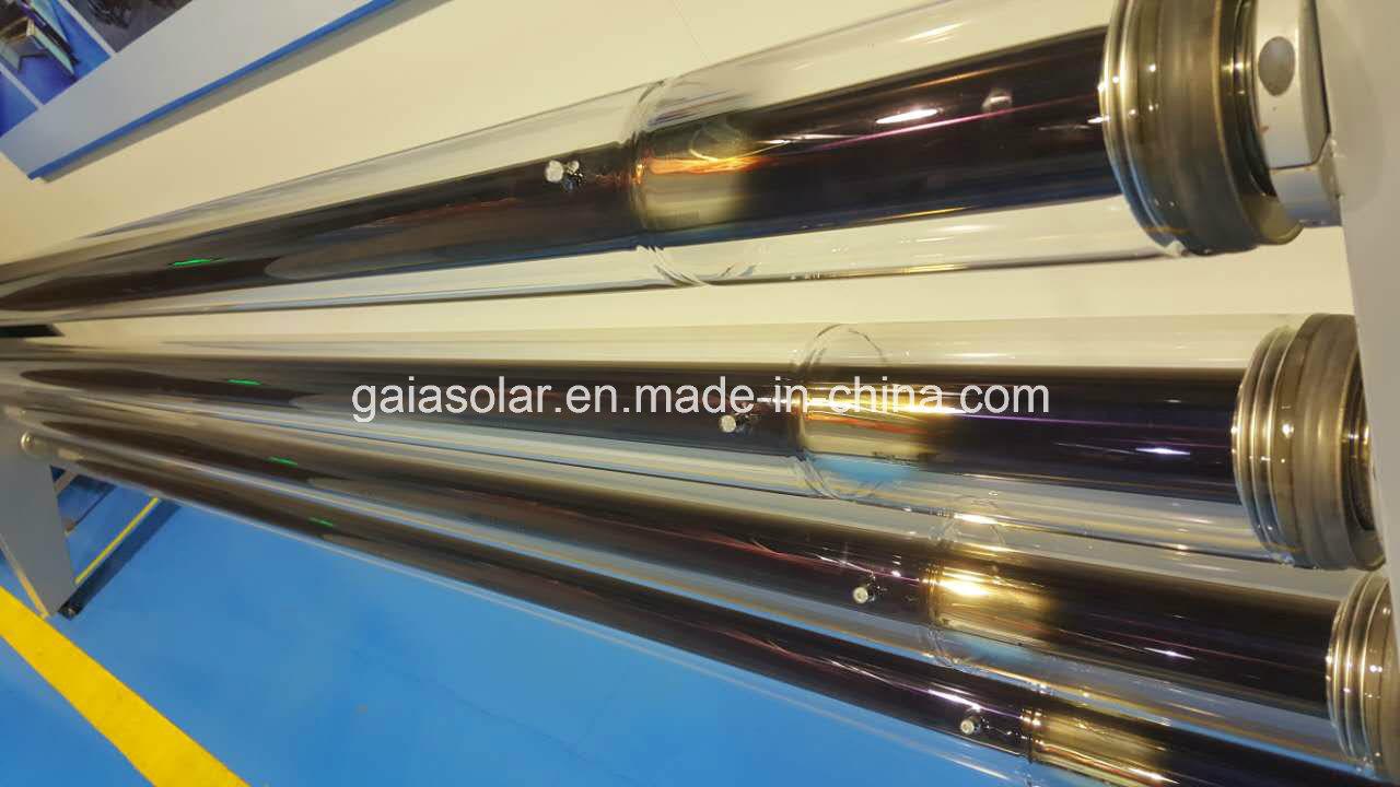 Parabolic Trough Solar Collector, Solar Parabolic Concentrator