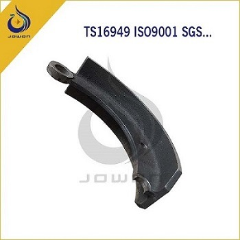 Auto Parts Truck Brake Parts Brake Shoe with Ts16949