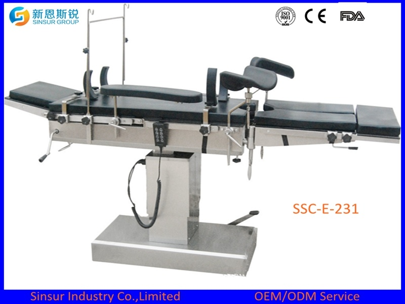 Qualified Hospital Equipment Ot Electric Orthopedic Operating Table