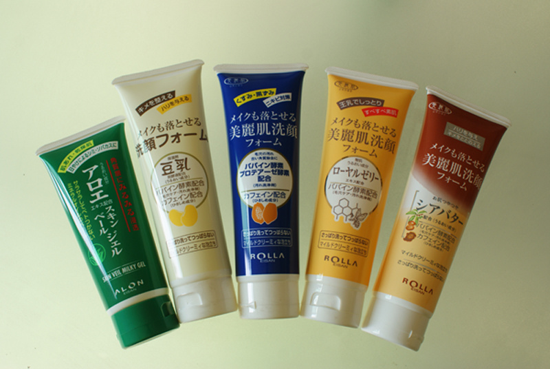 Cosmetic Plastic Soft Tubes for Hand Cream
