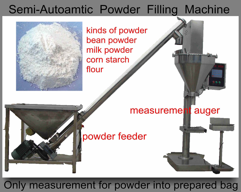 Milk Powder Filling Machine (only auger measurement;)