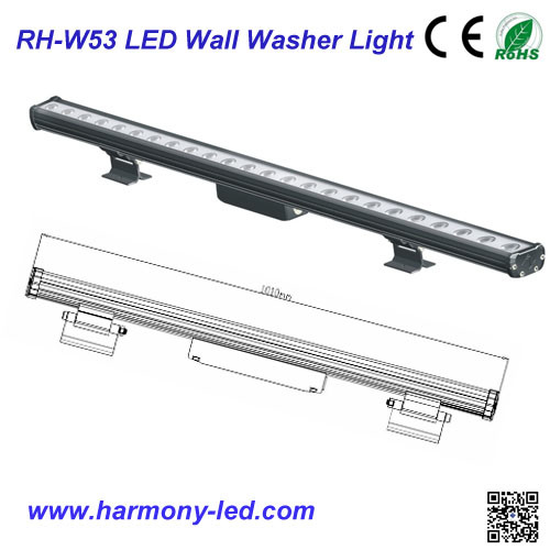 Outdoor Project RGB LED Wall Washer Light with Good Quality