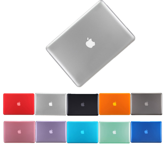 """Crystal Clear Hard Shell Protective Case for Apple The New MacBook Case 12"""" Inch Laptop Computer"""