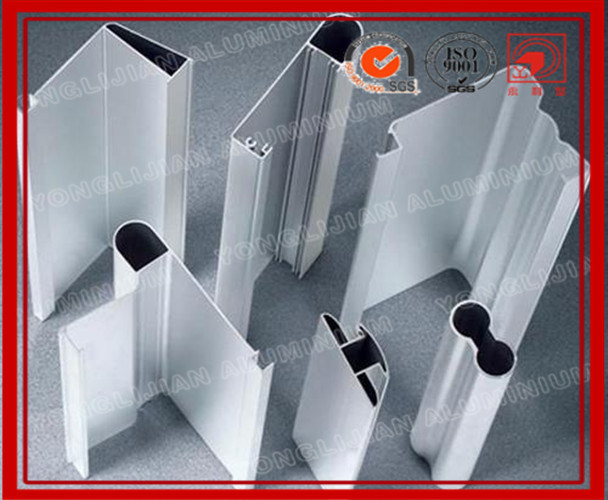 Anodized and Powder Coating Aluminium Profiles/Profile for Window and Door