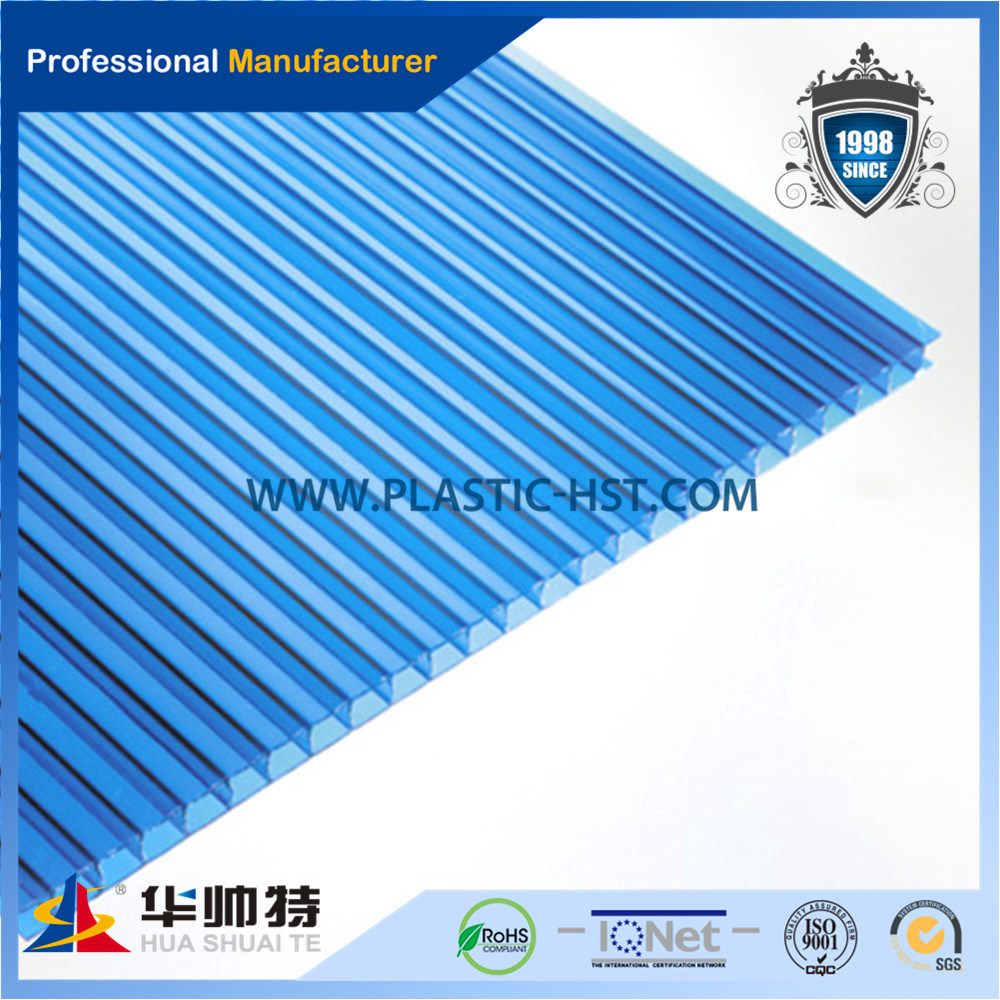 Hot Sell high quality HUASHUAITE Polycarbonate Sheet