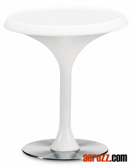 Vondom Glowing LED Furniture Round Dining Table